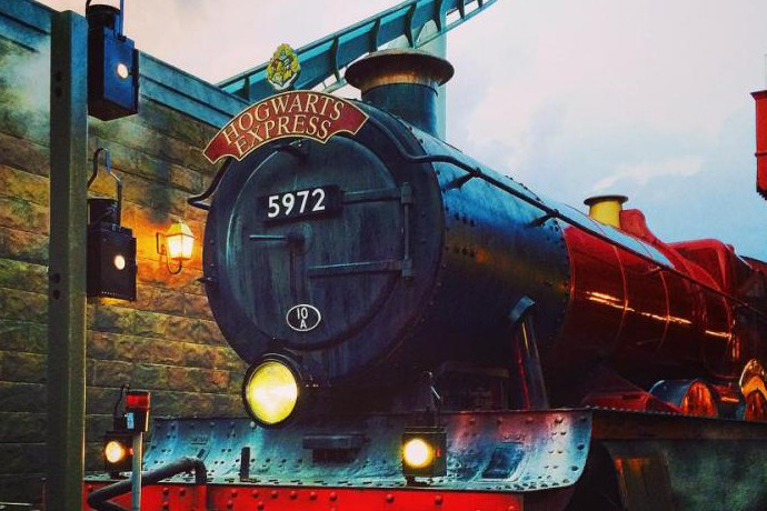 The Hogwarts Express at Universal Orlando: A seriously amazing birthday gift for tweens