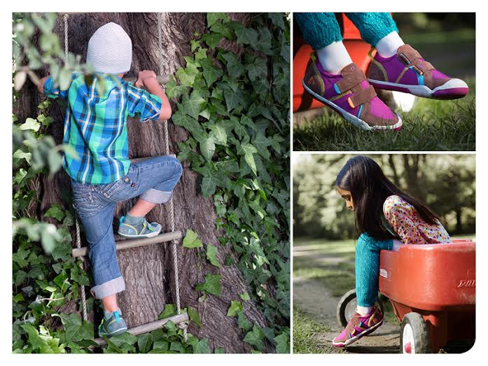 PLAE shoes make playing more stylish and comfortable for kids