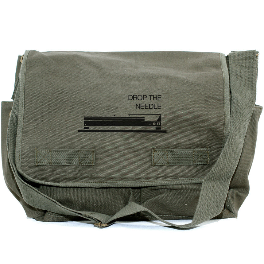 Cool messenger bags for back to school. For you and the kids.