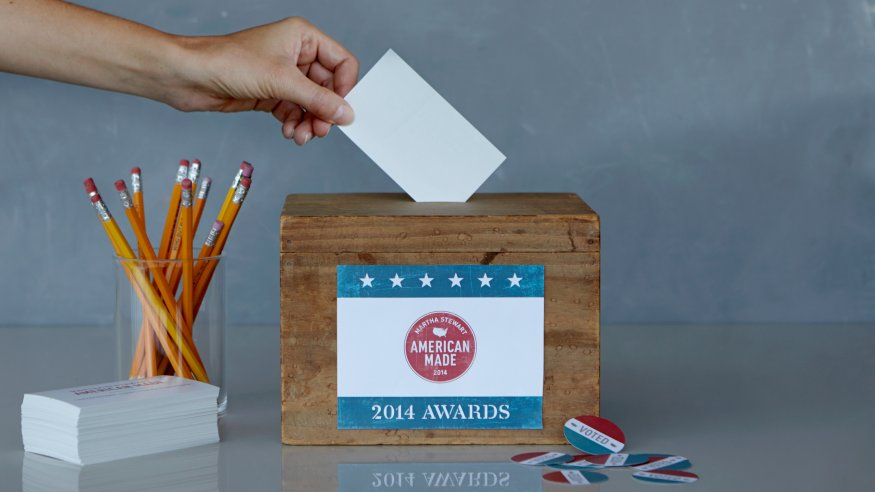 The 2014 Martha Stewart American Made award finalists: A few of our favorite shops worth voting for