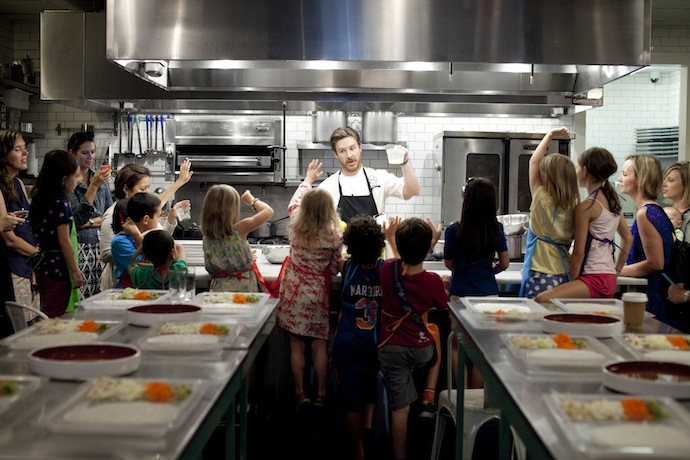 Cooking with kids: Healthy snacks that kids can help make and everyone will eat