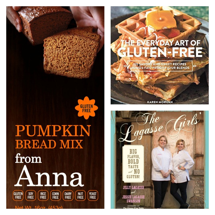Cookbooks and baking blends to make a gluten-free diet delicious