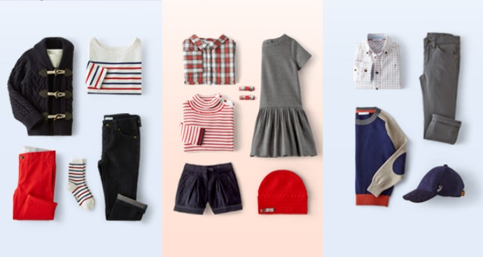 Jacadi fall fashion is here. Ooh la la, will your kids look super-chouette.