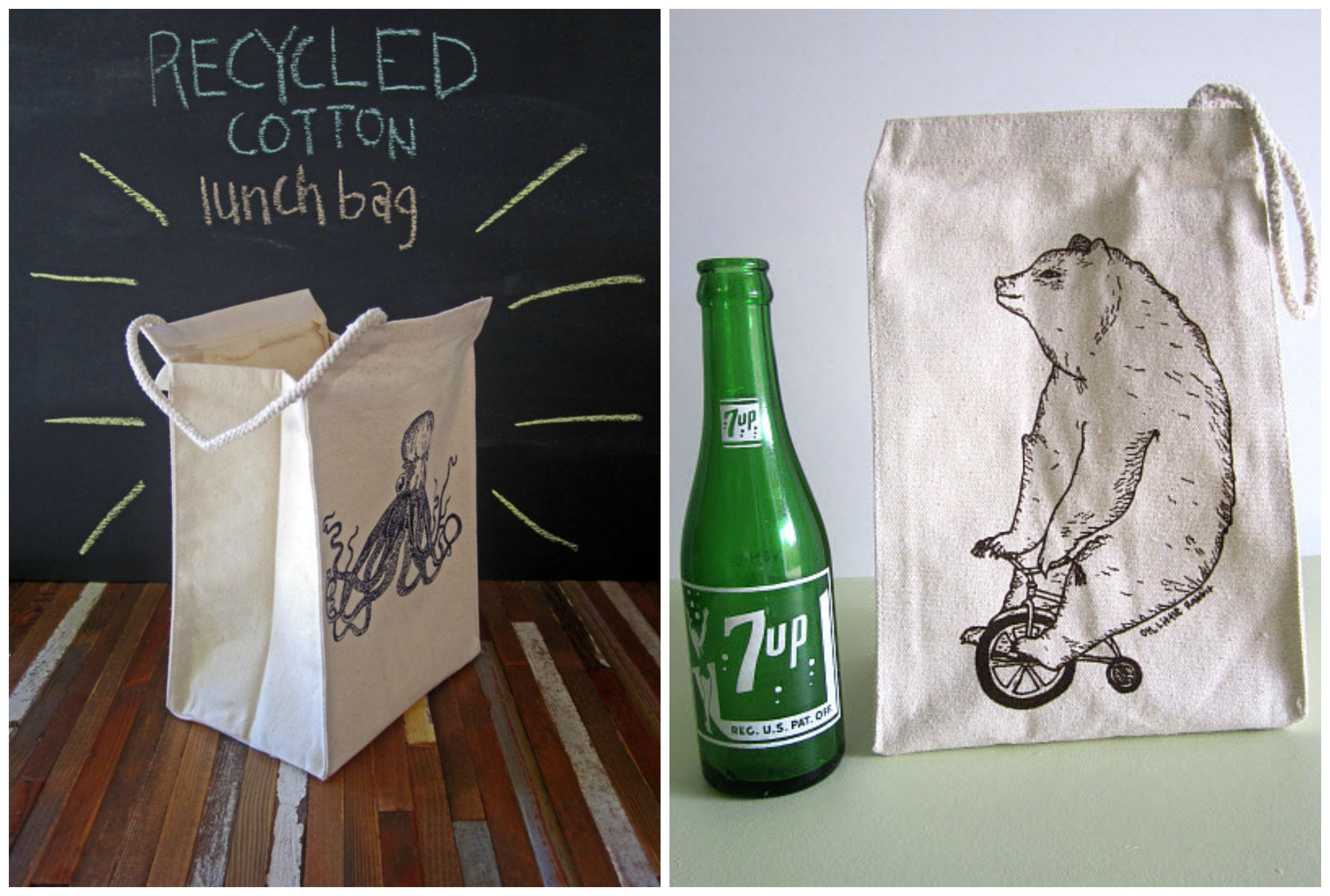 Bringing Lunch To School Just Got Cooler With These Quirky Reusable Bags