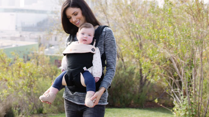 Ergobaby 360 Now Baby Can Face Front Too Cool Mom Picks