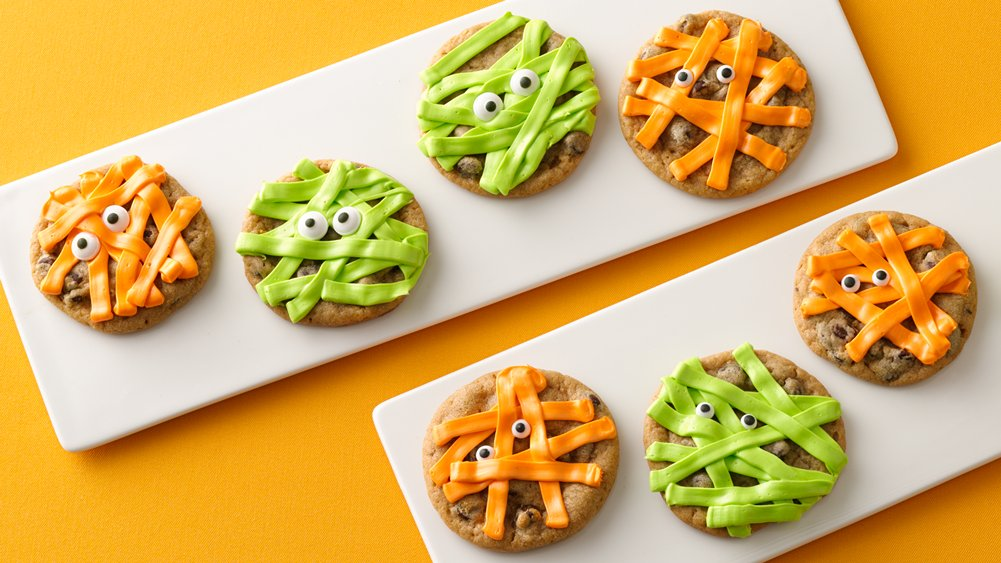 11 easy semi homemade halloween snacks cool mom picks for Last minute party food