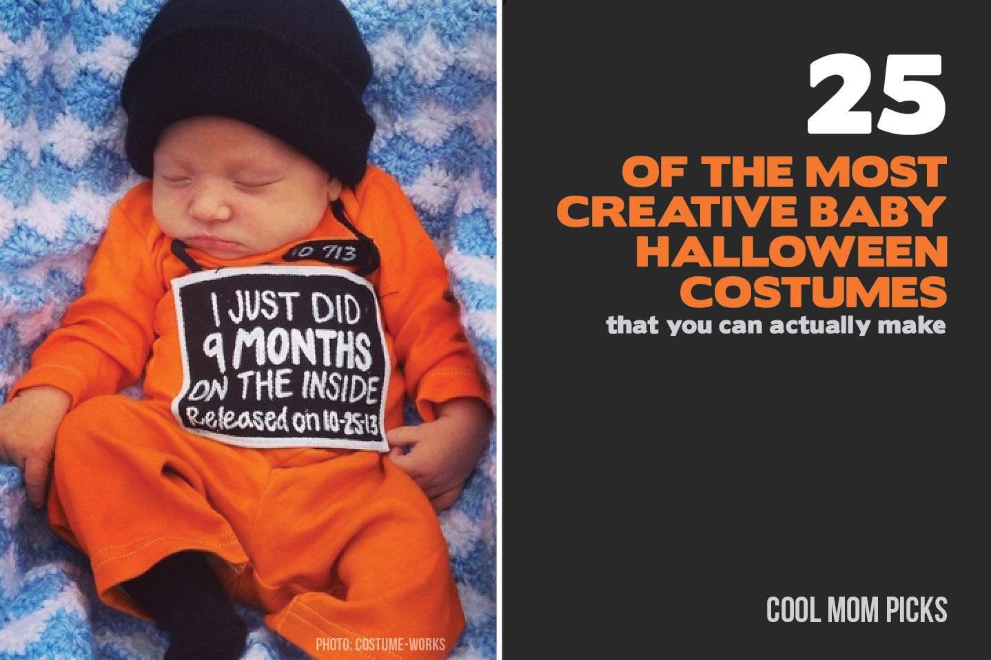 25 of the most adorably creative DIY baby costumes for Halloweenu2026that you can actually  sc 1 st  Cool Mom Picks & 25 of the most adorably creative baby costumes you can DIY