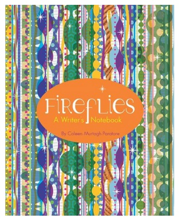 Fireflies: A writer's notebook so great for kids, you may never see it again.