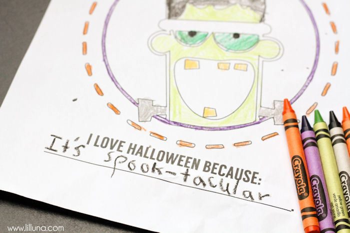 Ideas for cool Halloween classroom treats that aren't candy