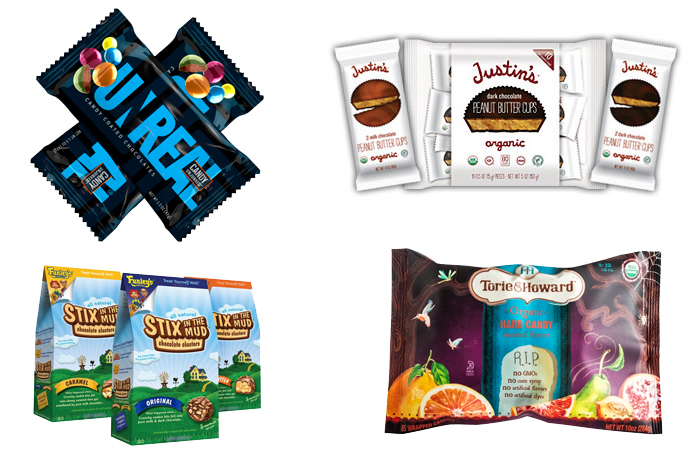 Natural Halloween candy that tastes as good as the stuff you're used to.