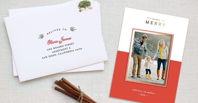 Making your holiday card list: 21 people to be sure not to forget