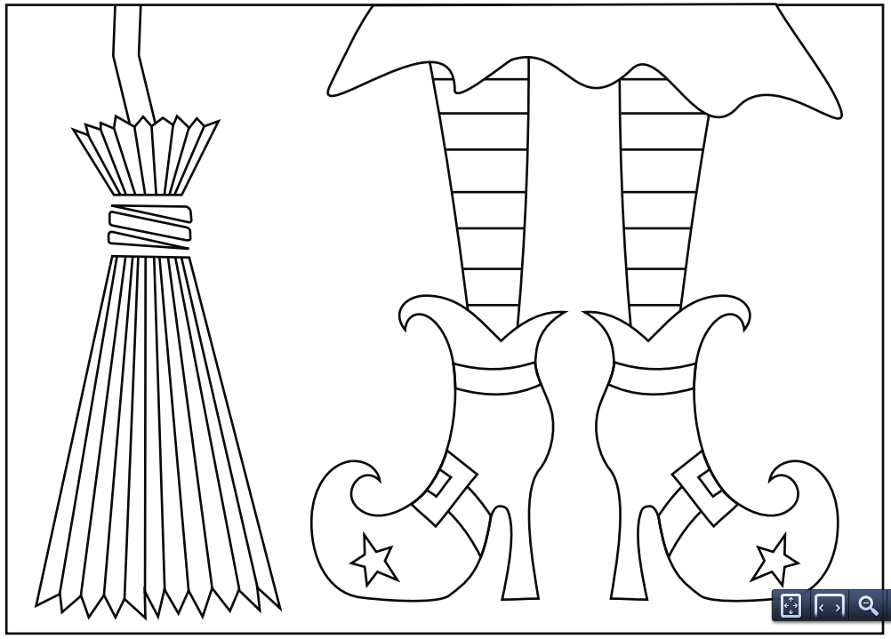 Halloween Coloring Pages - Easy Peasy and Fun | 719x1002