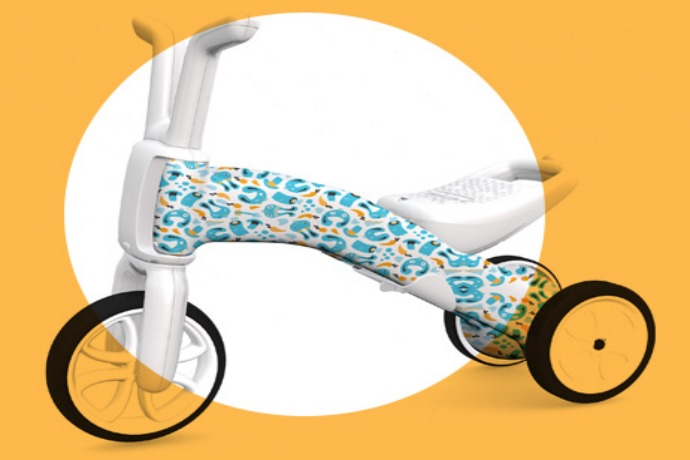 Bunzi: A first balance bike for toddlers that doesn't break your budget