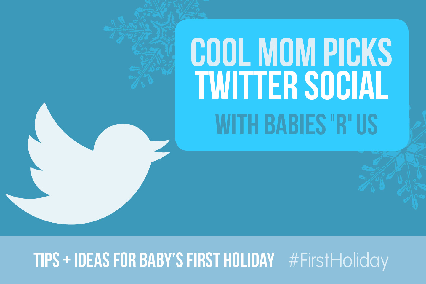 Join us for a Twitter Social to help you get ready for your baby's first holiday