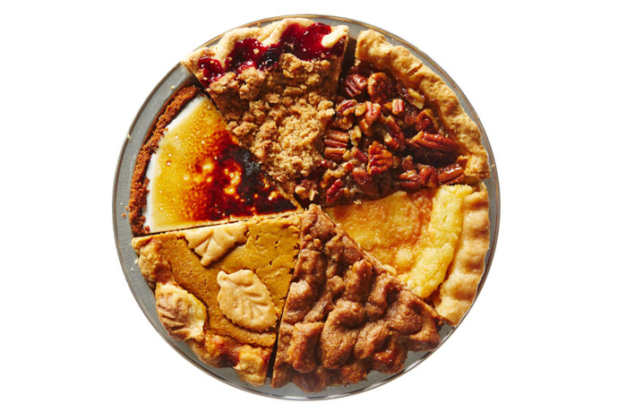 Thanksgiving pies that deliver, deliciously
