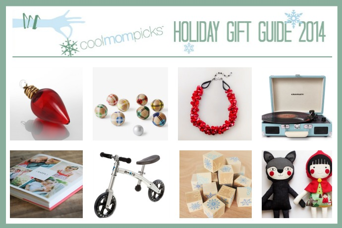 It's here! It's here! Our 2014 Holiday Gift Guide has arrived.