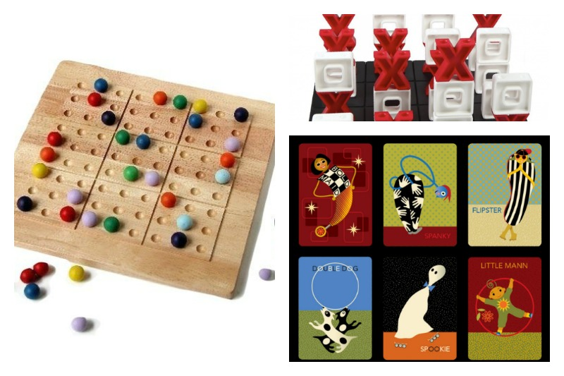 6 fun new family games to freshen up your stash. Or your stache.