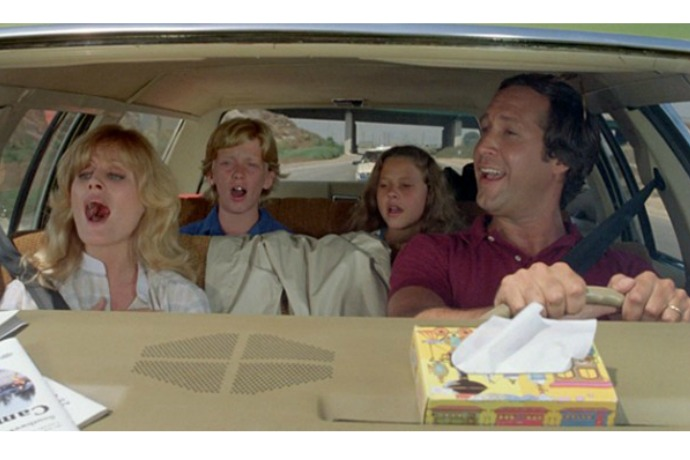Family road trip tips: Tons of sanity-savers, tricks, and essential products to keep the back seat under control and save your vacation.