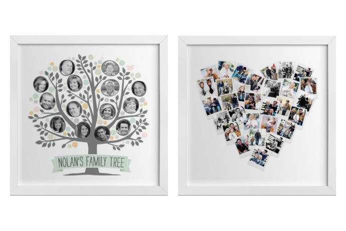 5 thoughtful creative photo gifts for baby showers