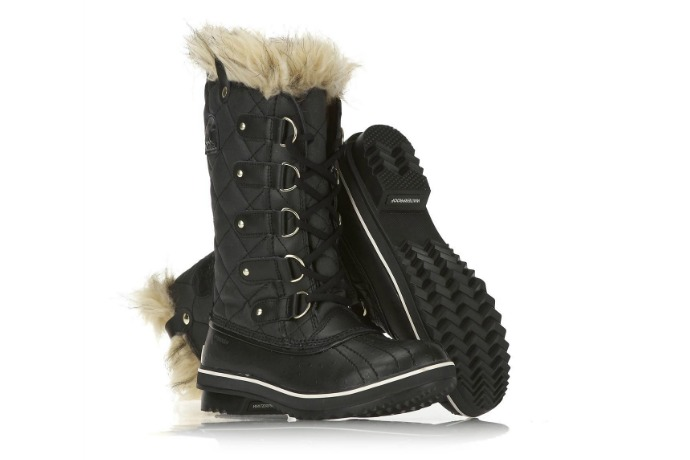 Snow boots worth the investment: The Sorel Tofino boot