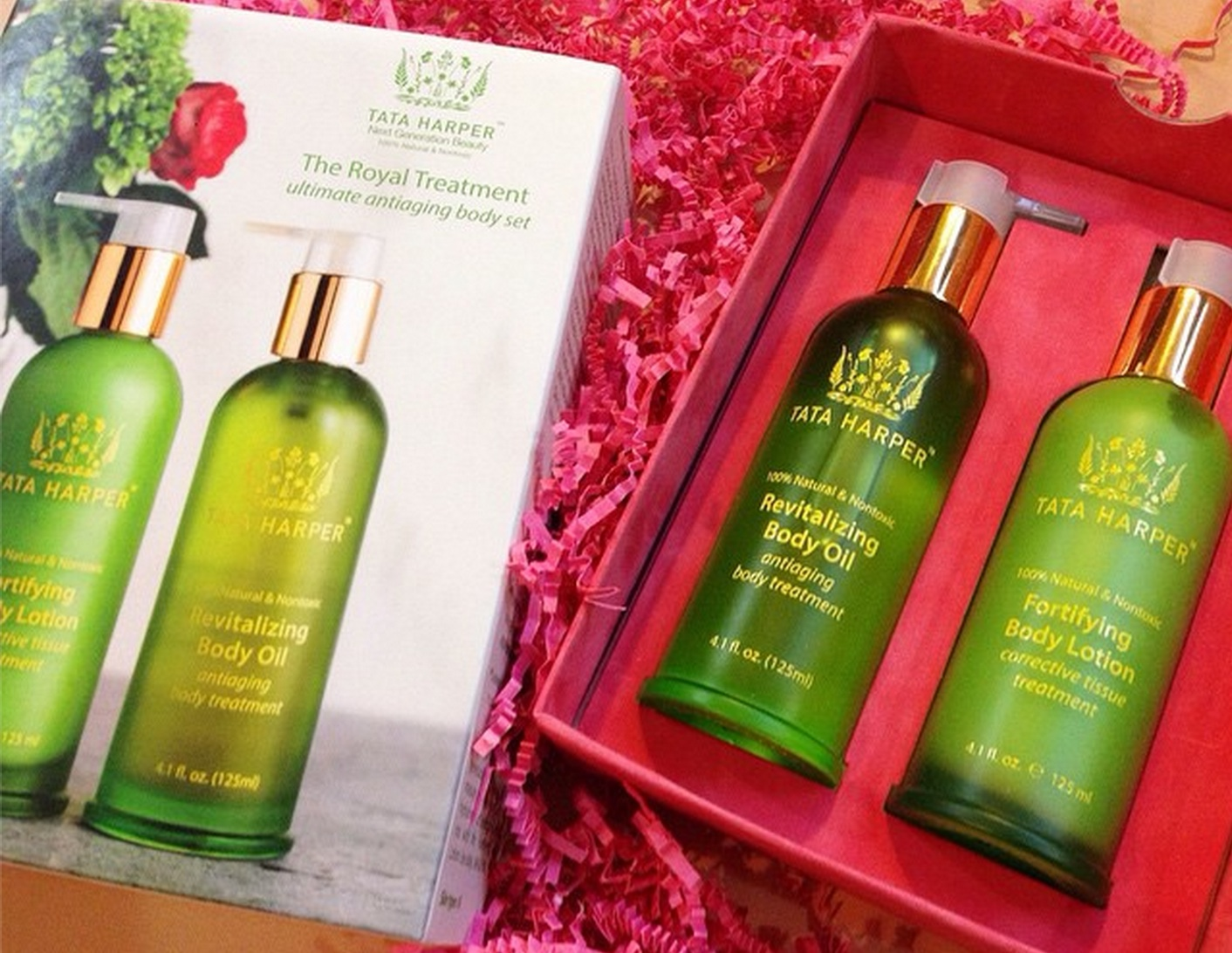 Tata Harper Revitalizing Body Oil: Just, wow.