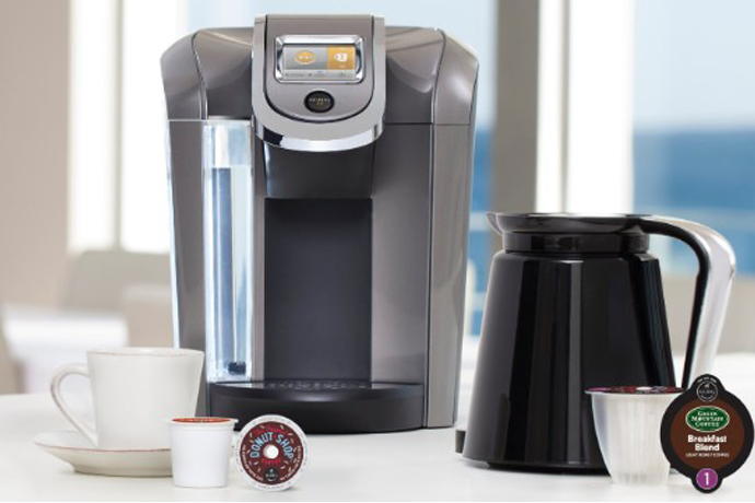 The freedom clip for Keurig 2.0 gives you java freedom of choice. Power to the people!