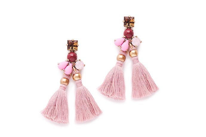 Fringe-worthy: 8 hot tassel jewelry pieces for spring