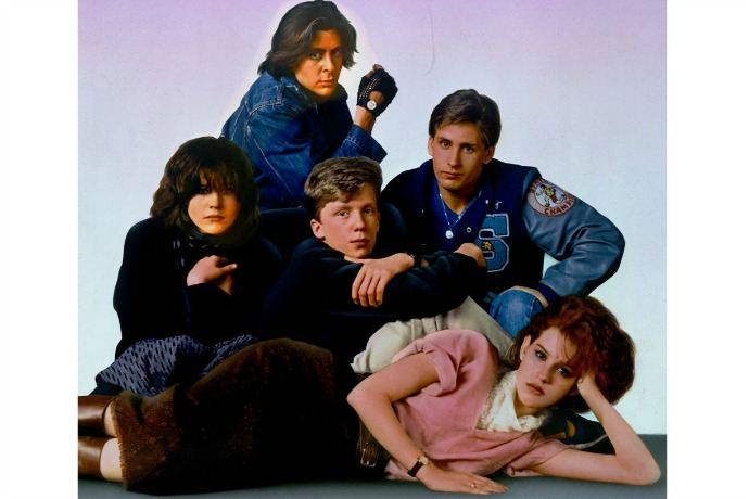 The Breakfast Club is coming back to theaters! Brains, athletes, basket cases, and princesses  all welcome.