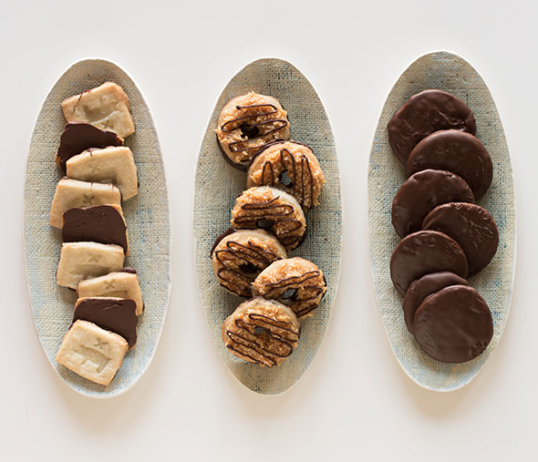 5 beloved Girl Scout cookie recipes that you can make at home