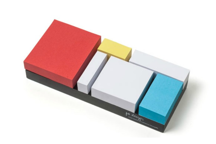 The perfect art teacher gifts, at least if your teachers are Mondrian fans