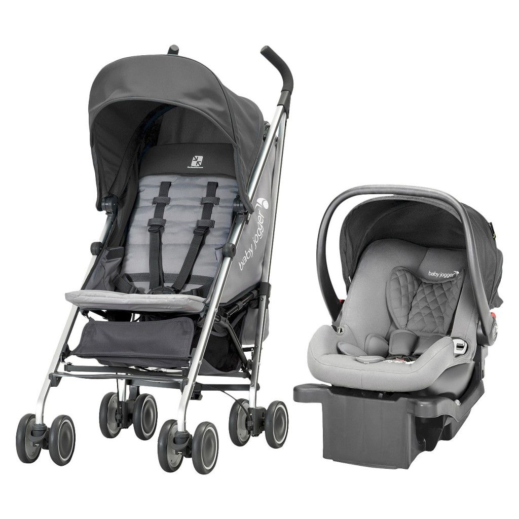 The affordable new Baby Jogger travel system