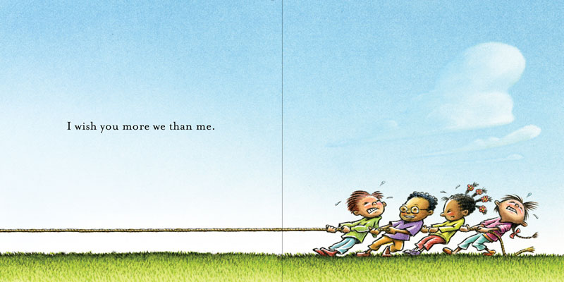I Wish You More: The book for kids that will make you cry without ever getting sappy