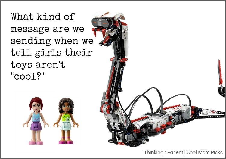 Thinking : Parent – The LEGO Friends wars are back, and girls are losing. But not for the reasons you think.