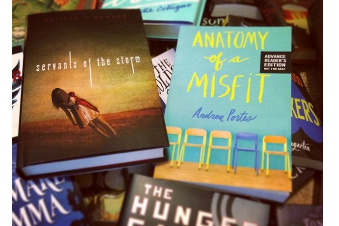 A YA book subscription for the teen (or bookaholic mom) who's read everything.