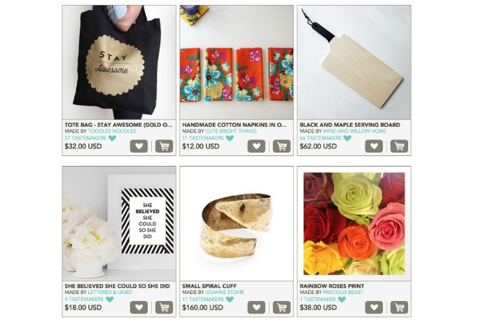 Shopping indie this Mother's Day: A good thing to do.