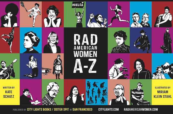 RAD American Women A-Z: Required reading for our girls. And definitely our boys.