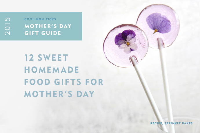 12 Sweet Homemade Mother 39 S Day Food Gifts 2015 Gift Guide