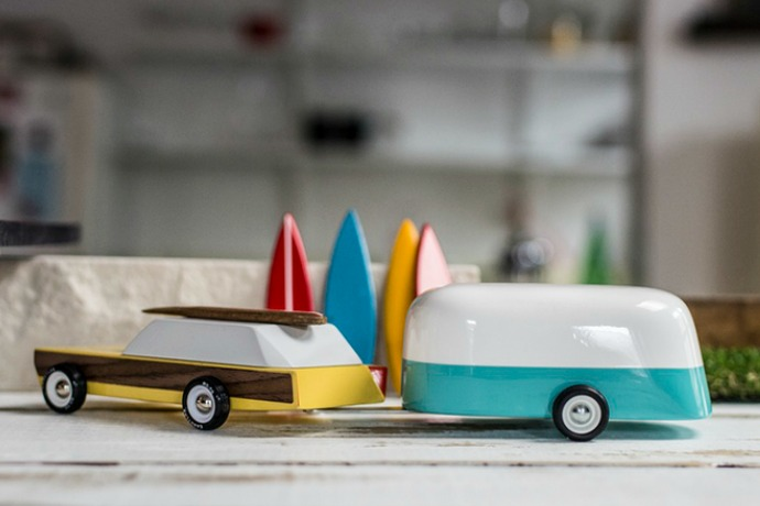 Candylab Toys: Our kids can't wait to get behind these wheels