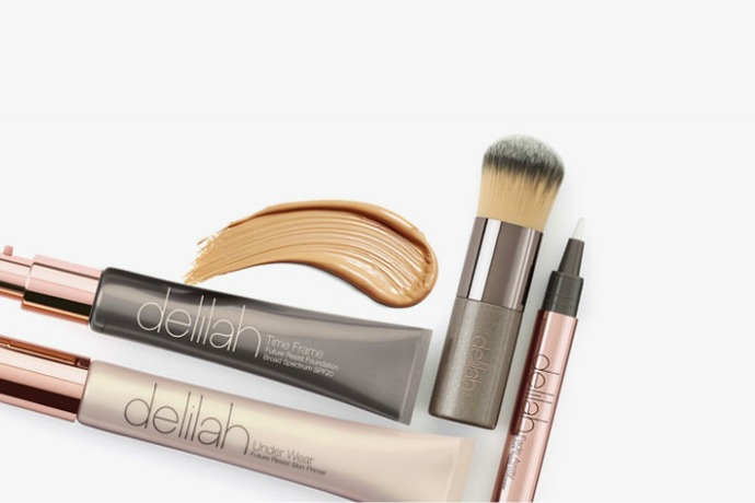 Delilah cosmetics: The new makeup line I will cry over when it runs out.