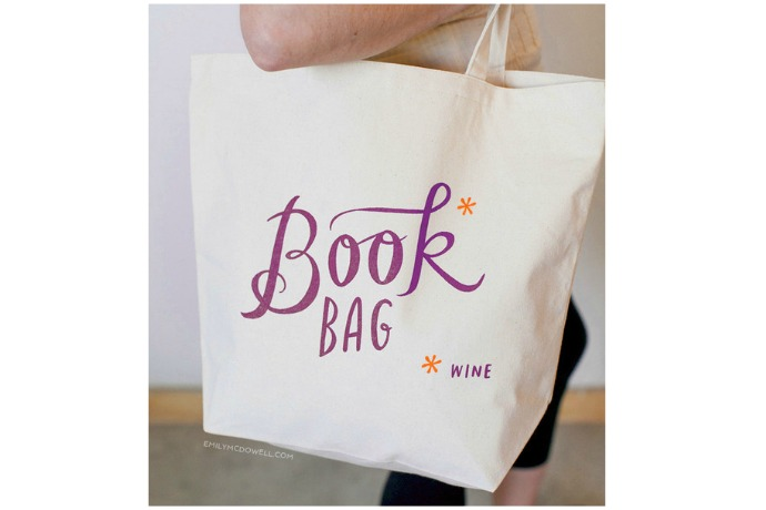 7 fun, funny and fab book totes for all your summer reads, whatever your style