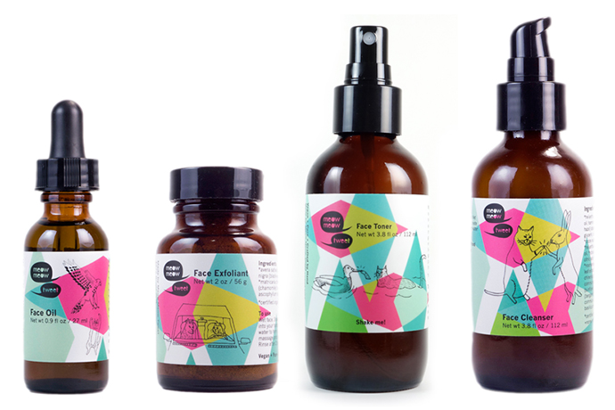 An all-natural skin care line that's seriously awesome. Even if the name is silly.