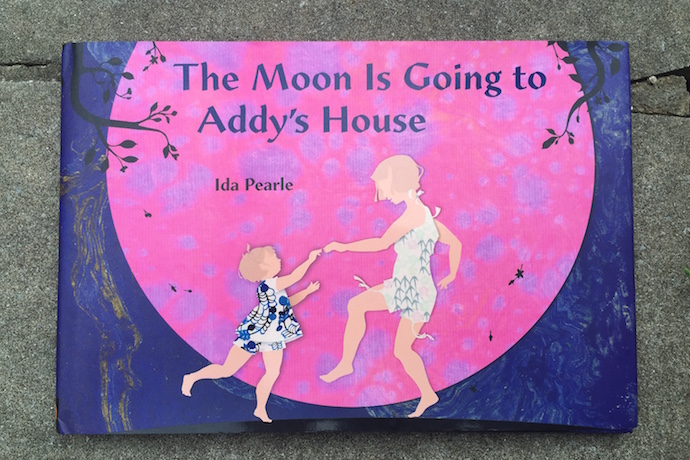 A beautiful bedtime book that captures the joy of childhood