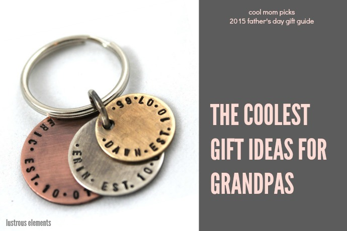the coolest gifts for grandpas fathers day gift guide 2015 - Christmas Gift Ideas For Grandpa