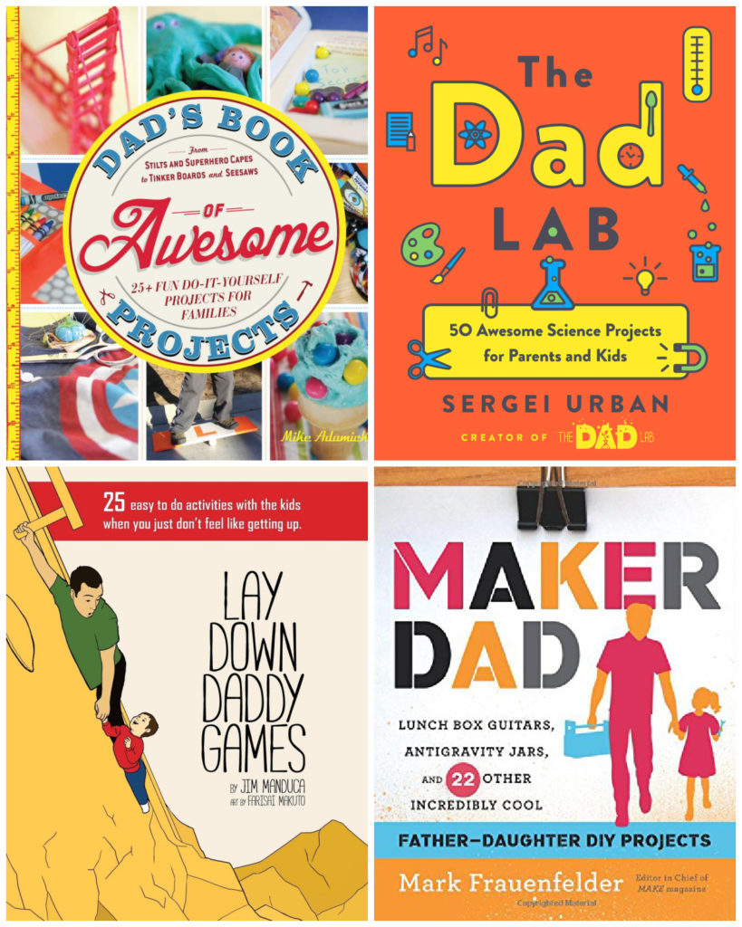 Last-minute Father's Day gift ideas: Books that help dads spend time with their kids
