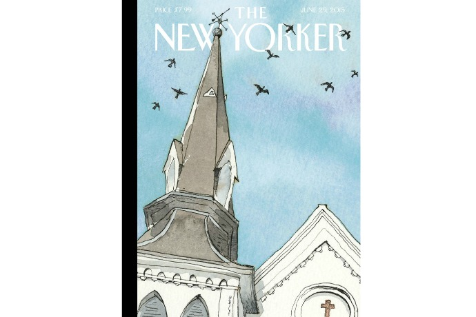 On Charleston: It's never too late to talk about things that are important.