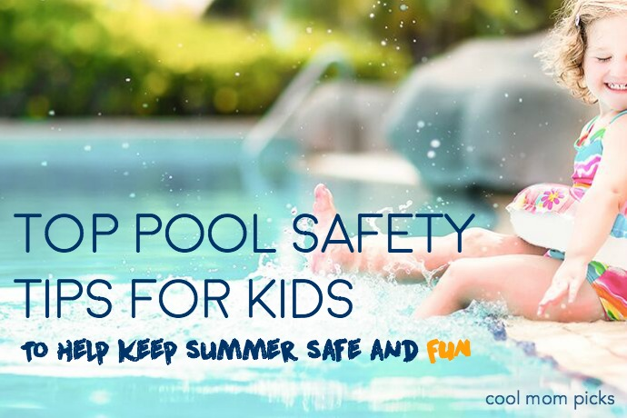 Pool safety: 11 top tips for keeping kids safe this summer