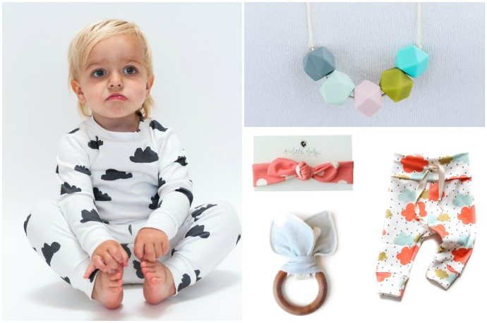 Wynn Ruby: One-stop shopping for the cutest baby gifts from small designers.
