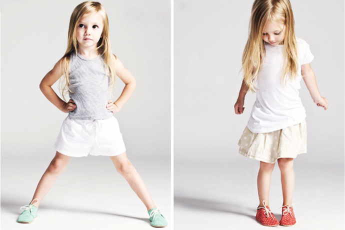 Zuzii shoes: Handmade baby shoes we're swooning over, because they make them for us too.