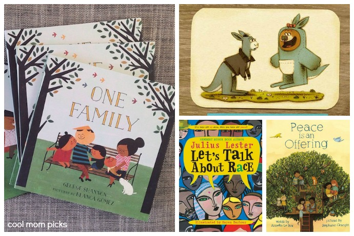 How to talk to your kids about prejudice with the help of 12 of our favorite books
