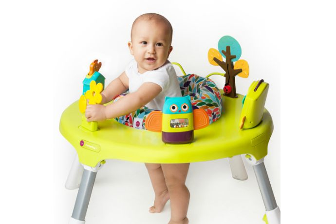 Oribel PortaPlay, a baby activity center that lasts beyond the baby years. Really.
